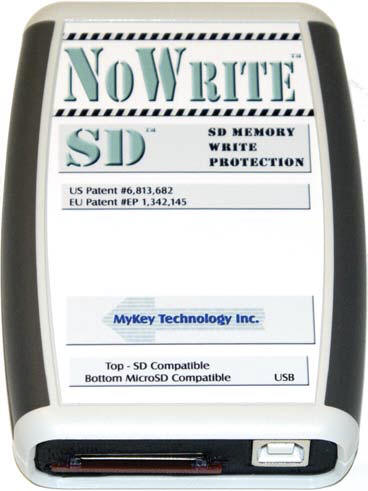 NoWrite SD
